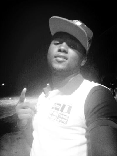 BlackDany1kinG in bocaChica... blancoYnegro