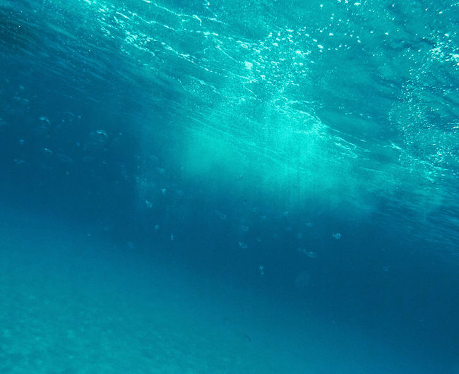 Water Underwater Sea Blue UnderSea Nature Day Beauty In Nature No People Swimming Outdoors Motion Backgrounds Sea Life Turquoise Colored Purity Marine Sunlight Dive Snorkeling Deep Deep Blue Sun Beams Ocean Mediterranean