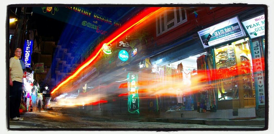 Eye4thestreets Sams Bar Kathmandu Thamel good night!