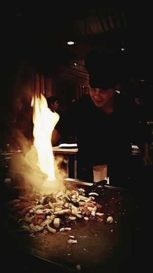 Hibachi Date Dinner Food Foodporn Fire I'm Turning Japanese Enjoying Life Bestoftheday Check This Out Yummy