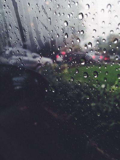 Rainy Days Taking Photos