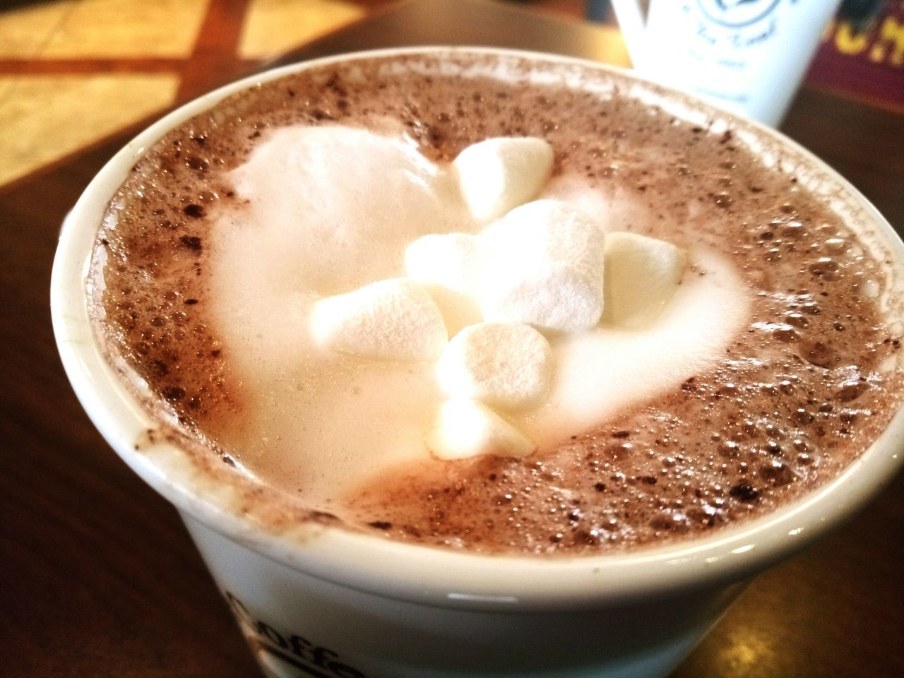 coffee - drink, drink, coffee cup, frothy drink, food and drink, refreshment, table, froth, cappuccino, indoors, freshness, foam, close-up, froth art, no people, latte, disposable cup, hot chocolate, mocha, day