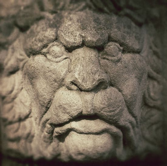 Animal Art Backgrounds Close-up Day Detail Focus On Foreground Full Frame Lion Natural Pattern Nature No People Outdoors Portrait Sculpture Selective Focus Textured
