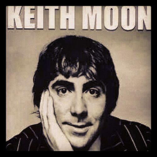 'Keith Moon' Best damn Drummer and Nutter ever to have graced our planet... IMO KeithMoon Thewho Drummer Drums legend Icons iconic ClassicRock Musician RIP igaddict Igers instagood instagrammers Music