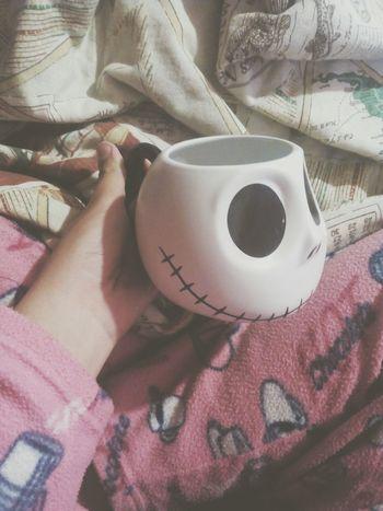 The pumpkin king The Nightmare Before Christmas Skeleton Cup Pijamas My Room Blankets Cold Tea Autumn Halloween