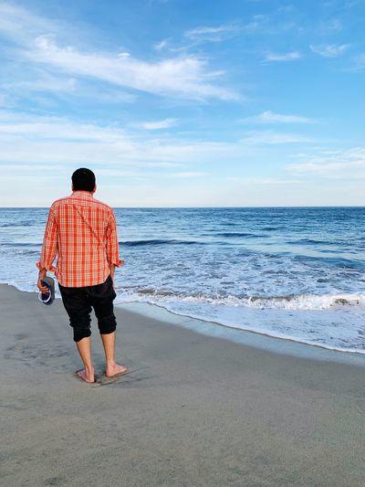 EyeEm Selects Beach Sea Land Water Sky Horizon Over Water