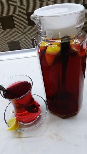 Tea Brusnica