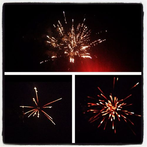 Picstitch  Croatia Croatiaineuropeanunion Fireworks Celebration Now lets see some Changes !!