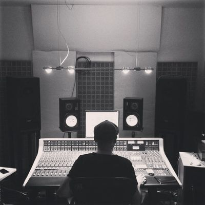 Back in the game. Thefogjoggers Studio Overdubs Firstsingle