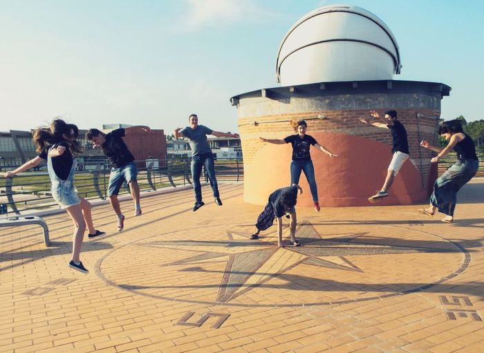 Friends University Fun Young Observatory