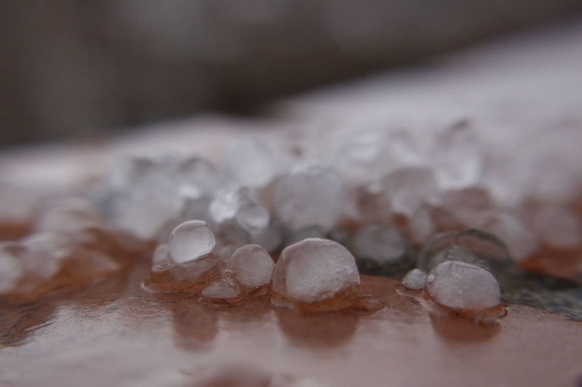 Brick Brick Wall Close-up Day Freshness Hail  Ice Macro Nature No People Pieces Water Wet