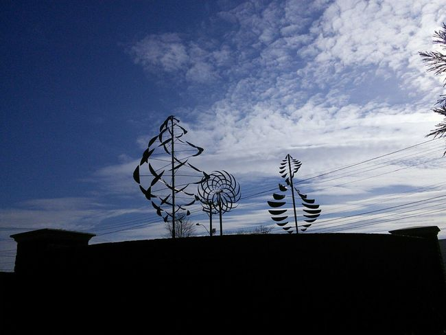 Negative Space Spartanburg The Purist (no Edit, No Filter) Kinetic Sculpture Better Together