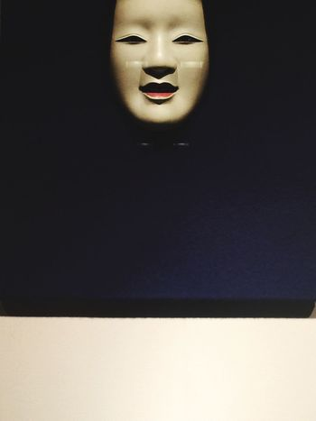 Copy Space No People Indoors  Gold Colored Close-up Day 能面 Mask Japanese  Japanese Culture Japan Photography Noh 能