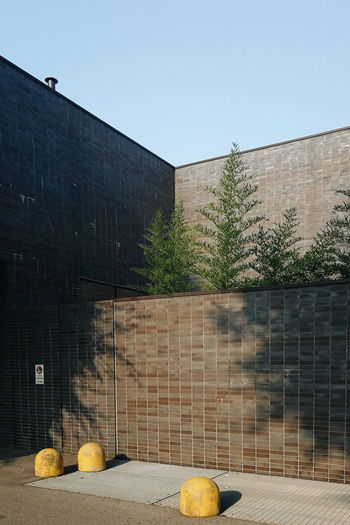 Trees Plants Architecture Building Exterior Sky Built Structure