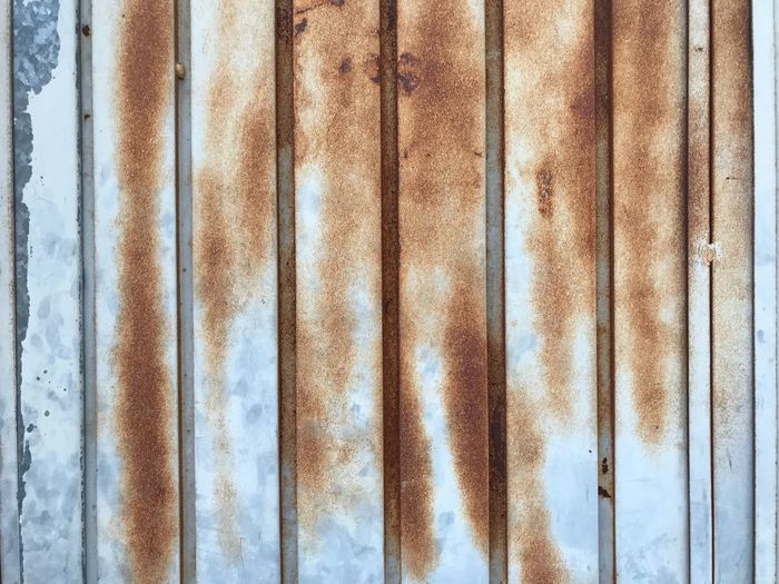 EyeEm Selects Backgrounds Full Frame Pattern Textured  No People Textile Close-up Metal Outdoors Day Corrugated Iron Rusty White Color Curtain Sunlight Old Corrugated Orange Color Architecture