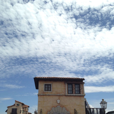 DisneySea Clouds And Sky