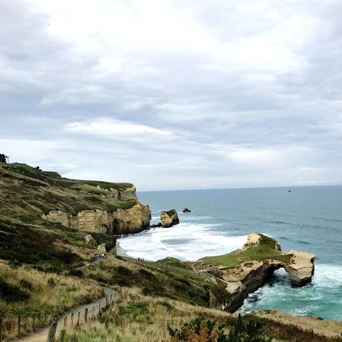 Cliffs and