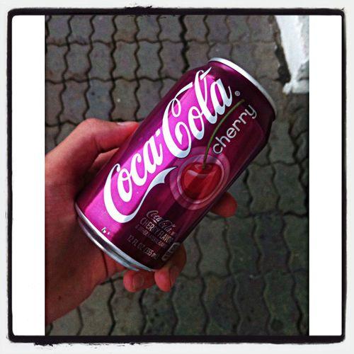 Кока кола Coca Cola Cherry
