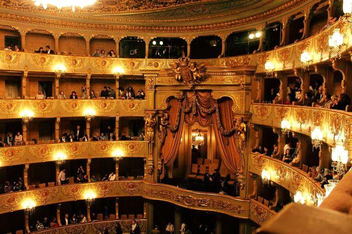 Opéra Lisbon Theater Portugal Love Beauty