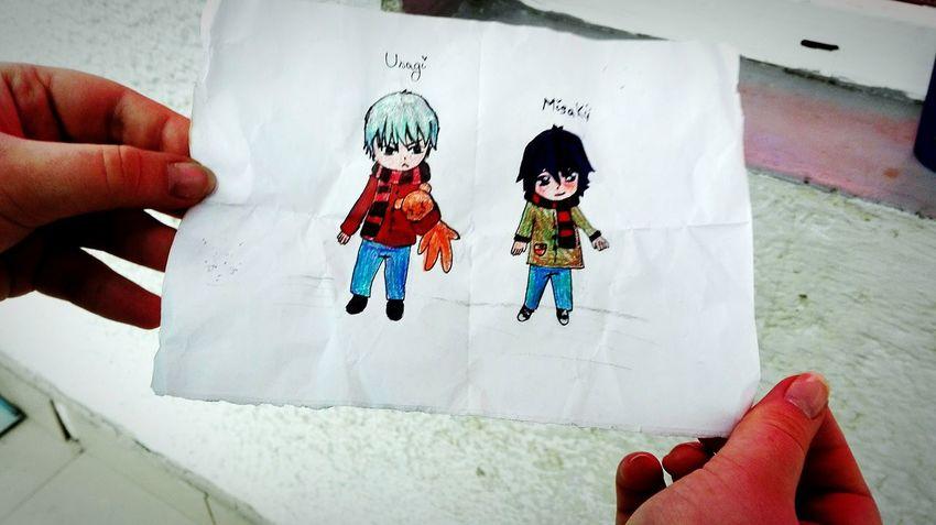 Manga Sister Draw