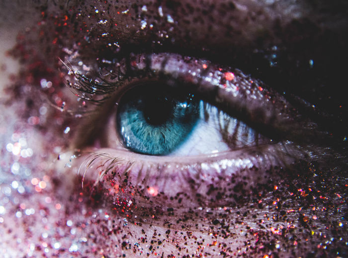 Close-up Day Eyeball Eyelash Eyesight Human Body Part Human Eye Iris - Eye One Person Outdoors People Real People Sensory Perception Young Adult The Week On EyeEm The Week on EyeEm Editors Picks Mix Yourself A Good Time