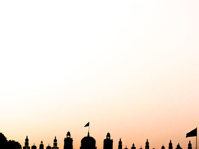 Architecture Day Egypt Village Flag Global Communications Large Group Of People Musque Nature Outdoors People Silhouette Sky Sunset Sunset_collection Travel Destinations