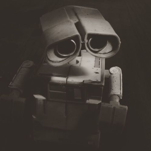 No People Wall E Black Background Day Close-up Photography Taking Photos Blackandwhite Photography