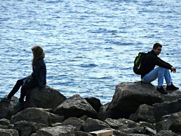 Beach Life Photo On Stones Relaxing The Gulf Of Finland Summer Views Sankt-peterburg 43 Golden Moments Russia Adventure Club