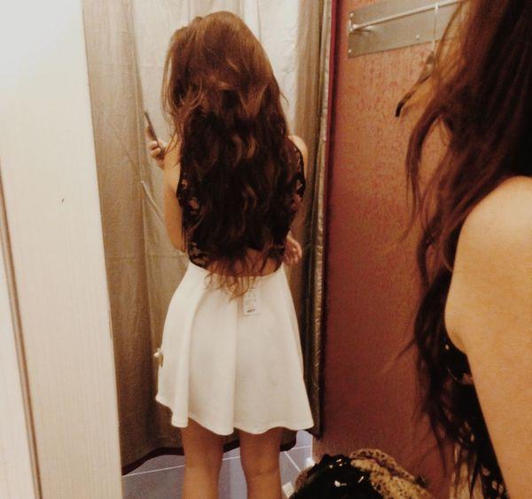 Girl Long Hair Vscocam ThatsMe