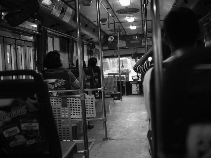 Take a bus Car