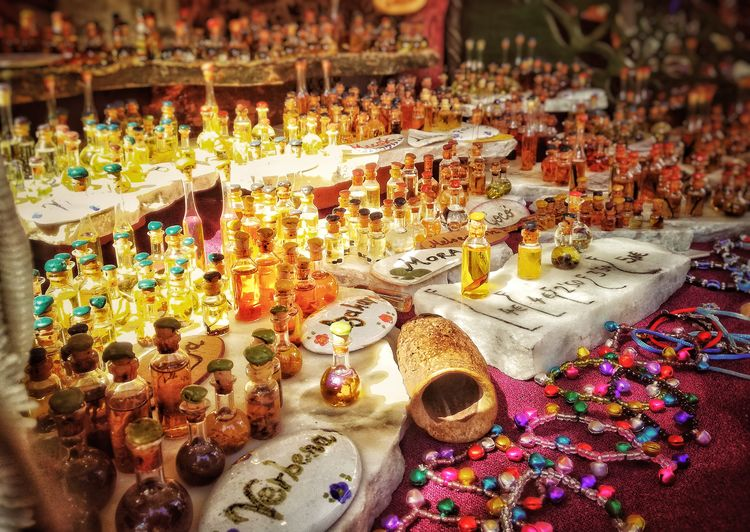 Scents in a bottle. For Sale Market Stall Smellsgood Perfumes Scents & Senses... Medival Market