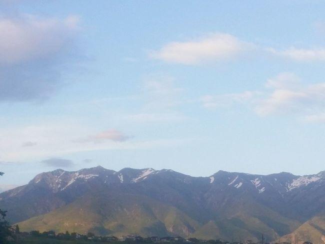 Wasatch Front Riverdale Utah Horizon Mountains Sky Neighborhood Map