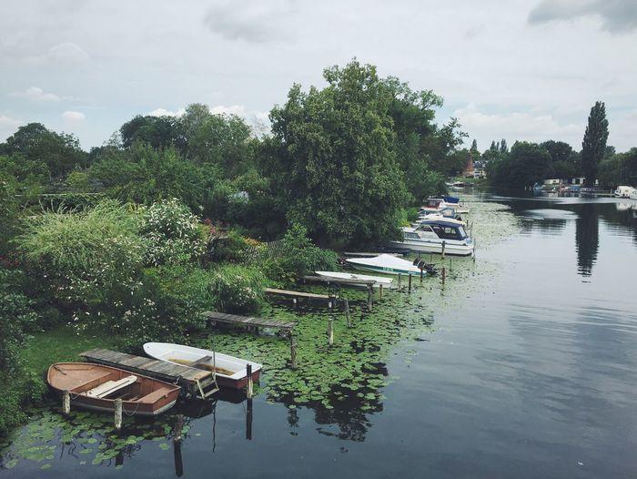 Köpenick Boats