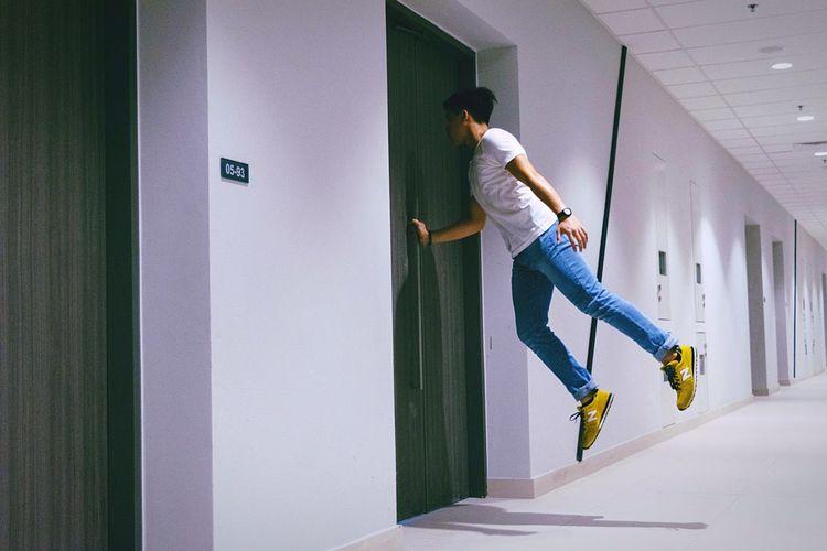 Defying gravity level: Asian Open Edit EyeEm Best Shots EyeEm Best Shots - People + Portrait Getting Creative