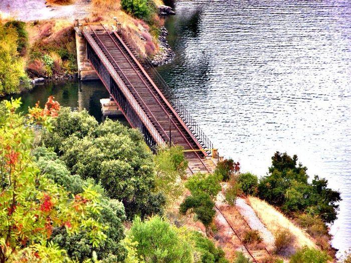 Quando o rio Côa desagua no Douro Douro  Coa Rio Douro Portugal Douro Valley Nature EyeEm Portugal