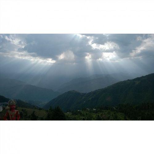 Himachal Sunrise Instapicoftheday Himachal Instahimachal Khajjiar Travelphotography Traveldiaries