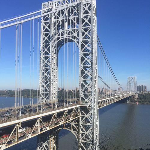 GeorgeWashingtonBridge George Washington Bridge New Jersey EyeEm New Jersey Palisades International Park