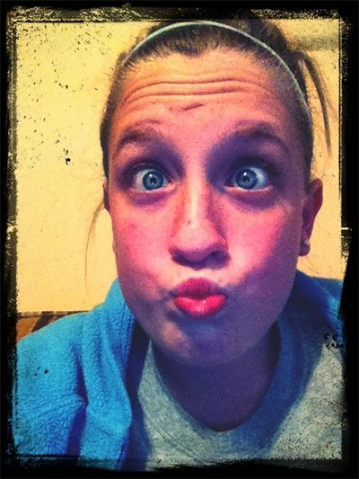 You laugh at me cause I am different, and I laugh at you cause you are the same <3
