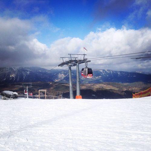 Snow ❄ Snowboarding Zauberberg Fun Winter
