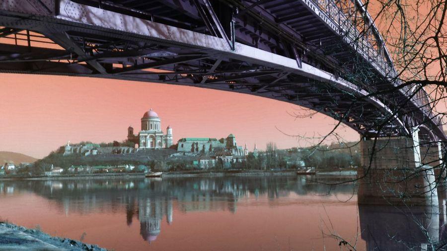 Párkány Bridge Tourist Attraction  Tourism Historical Building Travel