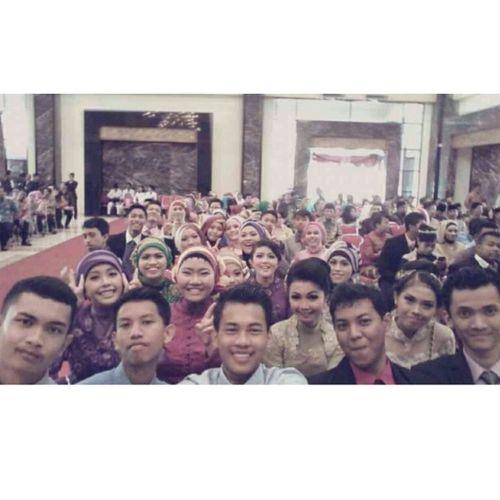 Wisuda Emas ke-50 Ascivero Selfie Graduation ♥
