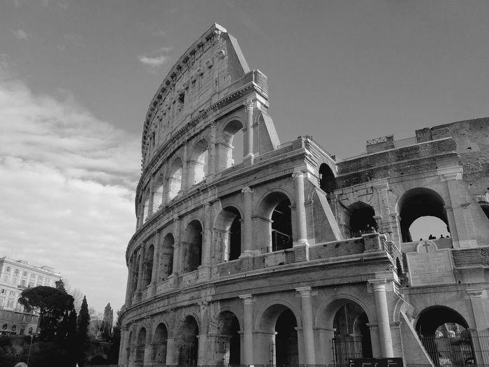 Moving Around Rome