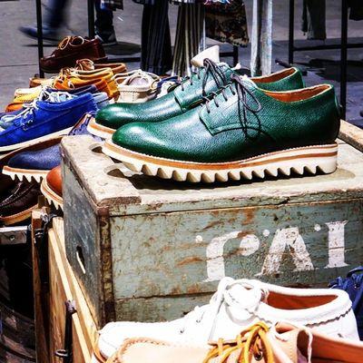 New shoes. #bbb #bbb2014 #fashion #fashionweek #summer
