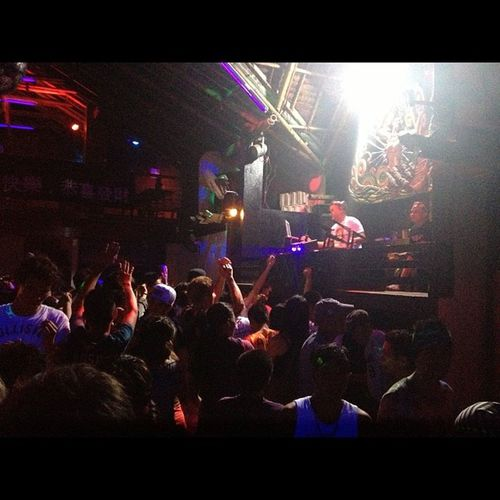Memories of Club Paraw last night. Afam centrale! Boracay Boracay2013 ClubParaw