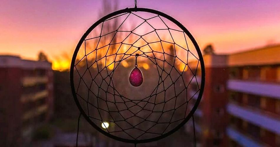 Catching the morning dreams. No People EyeEm Close-up EyeEmNewHere China Photos Home Dreamcatcher Myapartment Love Sunset Couleurs Happy Myview