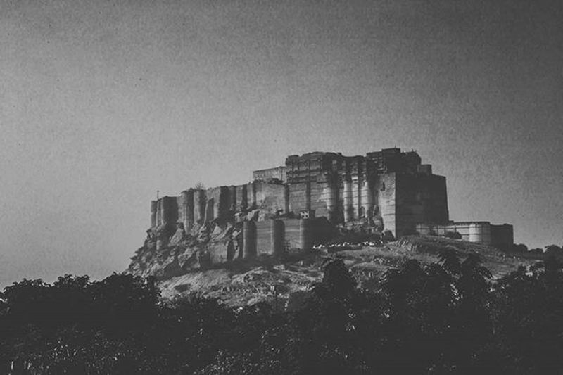 Unearthly luxury in an unimaginative camouflage. Jodhpurcontinues Fort Mehrangar Marwar KINGDOM Erstwhileglory Canon Trip Loneisland