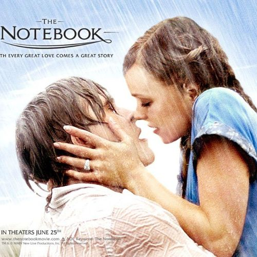 @thenotebook Great movie it's about True love Love Loveneverdie MOVIE Romance passion kissing boxoffice @hemnkamaran