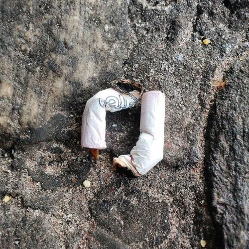 Cigarrete Yinyang