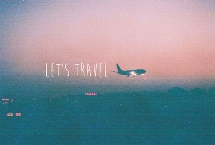 Travel Go Somewhere Traveling