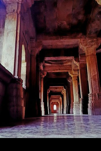 Architecture Built Structure Architectural Column Indoors  No People Travel Destinations Day Historical Building Be. Ready.